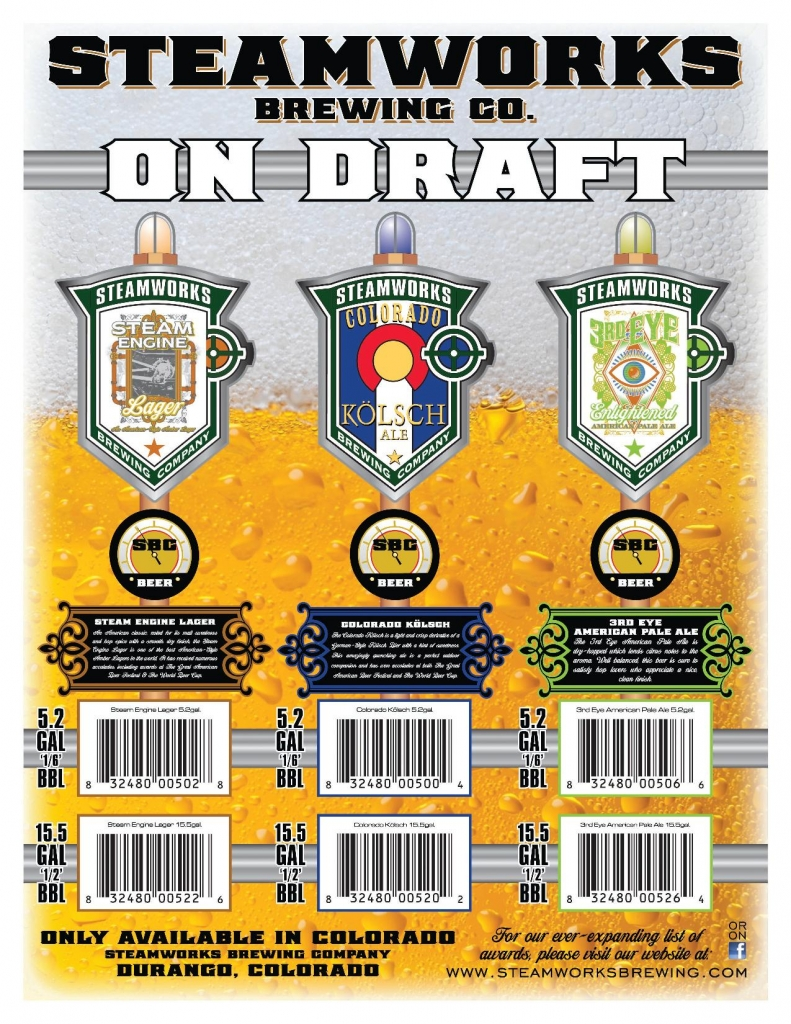 durango draft beer