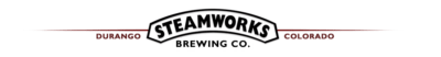 Steamworks Brewing Company Sticky Logo