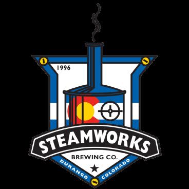 Steamworks Brewing Company Retina Logo