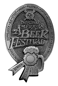 Great American Beer Festival Steamworks Brewing Company Silver Winner